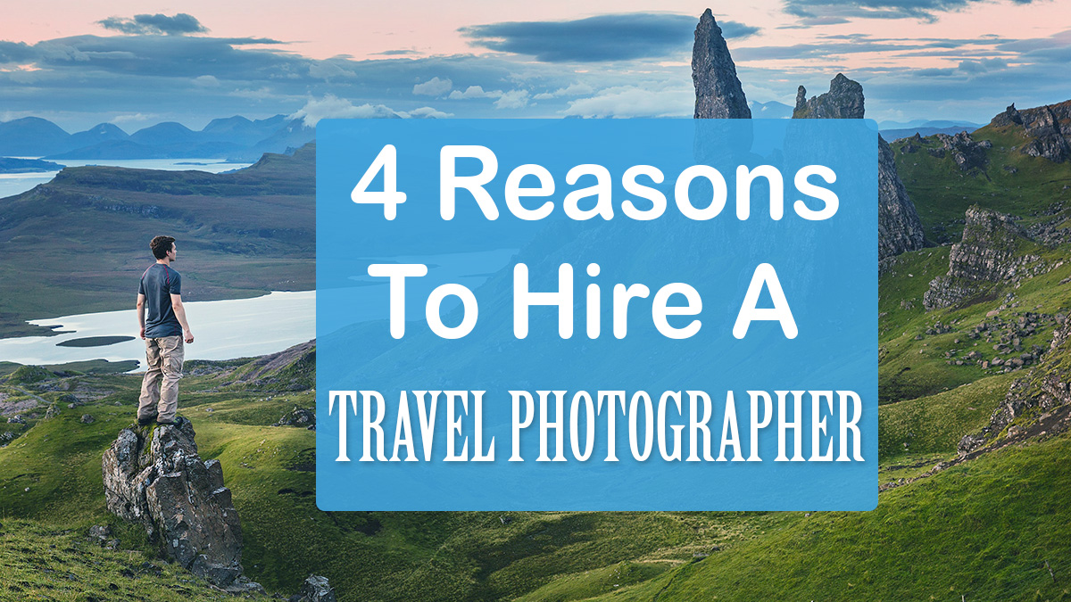 Hire Travel Photographer by Joshua Earle