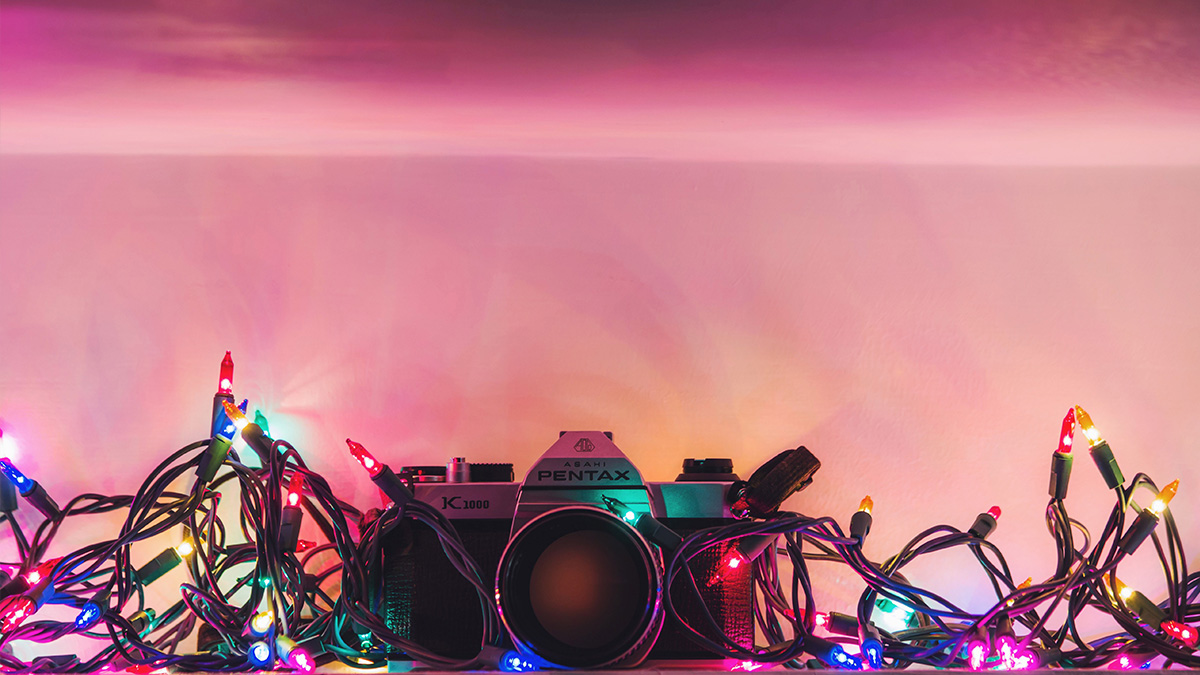 Christmas Lights by Noah Silliman
