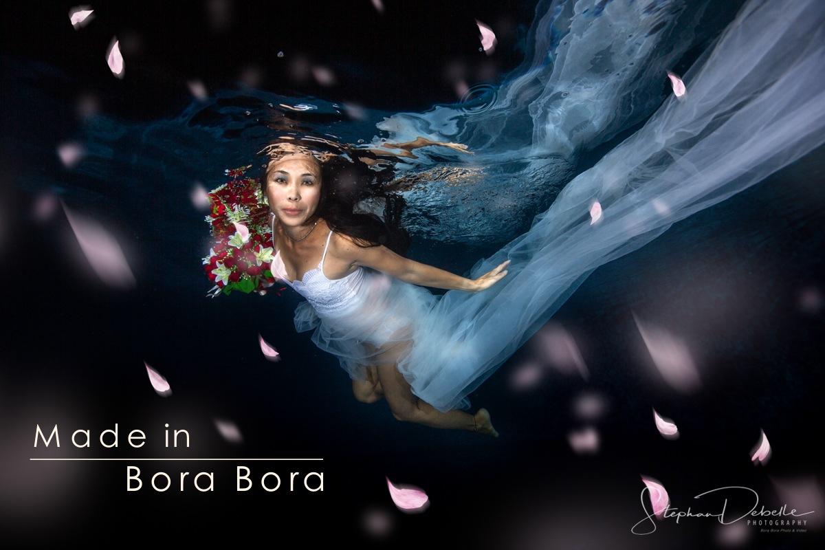 Underwater Bora Bora