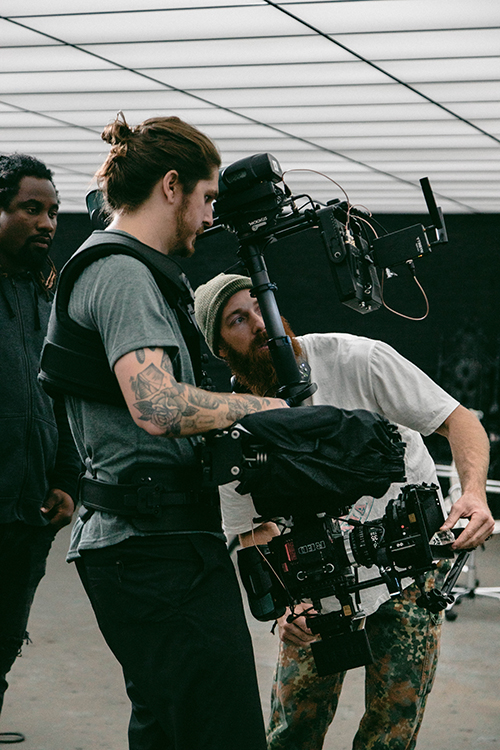 Cinematographer Pic by Jacob Owens
