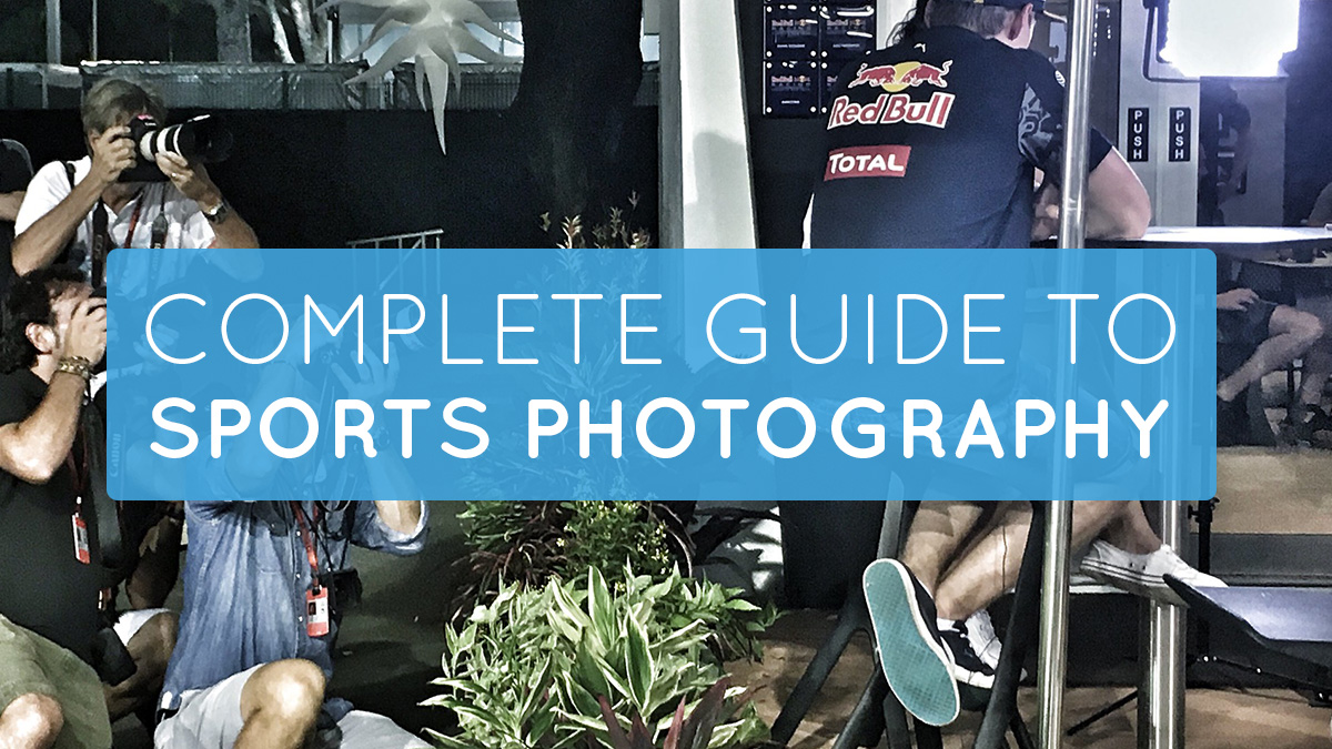 guide to sports photography