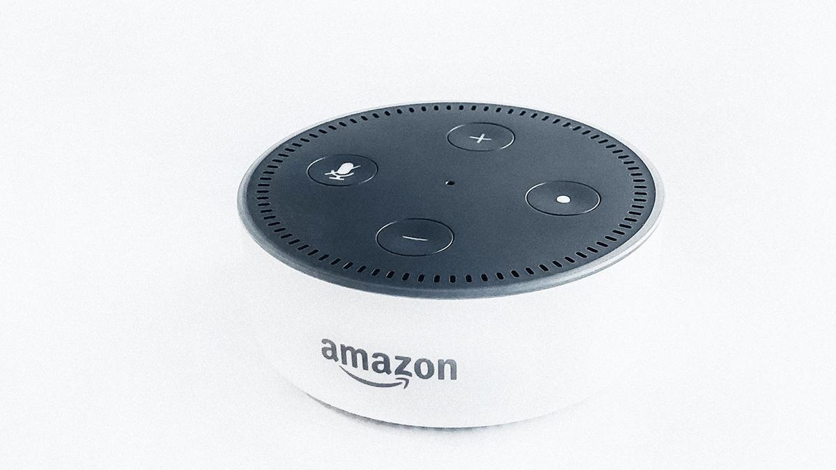 Packshot /Amazon Alexa / Photo by Rahul Chakraborty on Unsplash